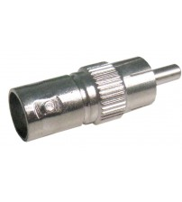 BNC-Female-to-RCA-Male Connector (BNC-F2RCA)