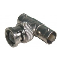 BNC-Male-to-BNC-Double-Female Connector (BNC-TMFF)