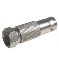BNC-Female-to-F-Male Connector (BNC-F2FM)