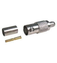 BNC Female Crimp RG-59 Connector (BNC-FC-59)